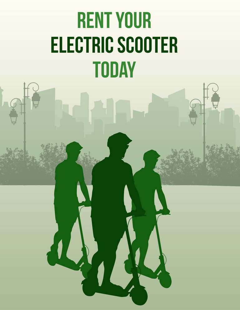 electric scooter rental
